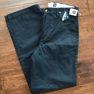 NWT Gap Chinos - easy fit • size 12 regular